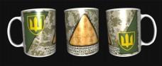 Купить Керамічна чашка Війська РХБЗ в интернет-магазине Каптерка в Киеве и Украине