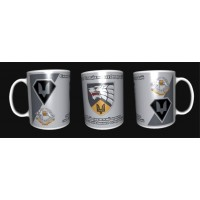 Керамічна чашка 140 Центр ССО з новим знаком
