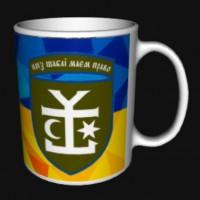 Керамічна чашка 54 ОМБр
