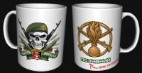 Керамічна чашка 30 ОМБр позивний на замовлення (вар.2)