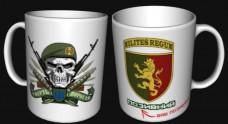 Керамічна чашка 24 ОМБр позивний на замовлення