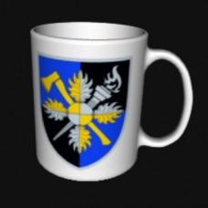 Керамічна чашка Об'єднаний навчально-тренувальний центр Сил підтримки ЗСУ