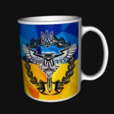Купить Керамічна чашка Розвідка в интернет-магазине Каптерка в Киеве и Украине