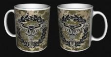 Купить Керамічна чашка Розвідка піксель в интернет-магазине Каптерка в Киеве и Украине