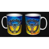 Керамічна чашка Розвідка