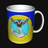 Керамічна чашка Воєнна Розвідка ГУР