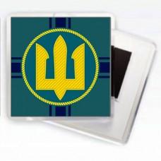 Магнітик Морської піхоти України нарукавний знак
