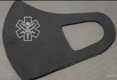 Маска з вишивкою Medic Scull