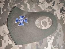 Купить Маска з вишивкою СБУ в интернет-магазине Каптерка в Киеве и Украине