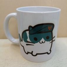 Купить Керамічна чашка Котик Муррпіх в интернет-магазине Каптерка в Киеве и Украине