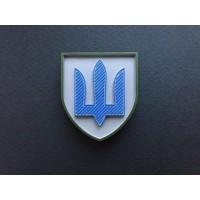 Магнітик Нарукавний знак гірської піхоти Сухопутних військ ЗСУ
