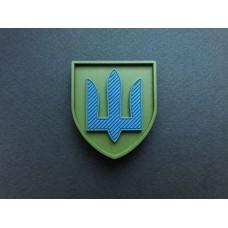Магнітик Нарукавний знак механізованих військ Сухопутних військ ЗСУ