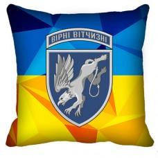 Купить Декоративна подушка 204 бригада тактичної авіації в интернет-магазине Каптерка в Киеве и Украине