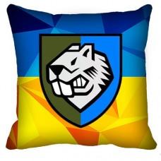 Купить Декоративна подушка 808 Окремий Полк Підтримки в интернет-магазине Каптерка в Киеве и Украине