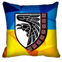 Декоративна подушка 93 ОМБр знак вишиванка