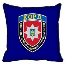 Купить Декоративна подушка КОРД в интернет-магазине Каптерка в Киеве и Украине