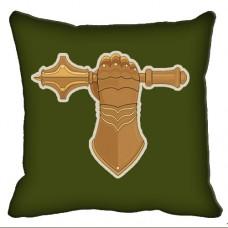 Декоративна Подушка Танкові Війська (олива)