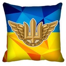 Купить Декоративна подушка Авіація  в интернет-магазине Каптерка в Киеве и Украине
