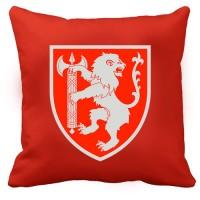 Декоративна подушка ВСП Західне територіальне управління (червона)