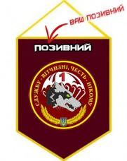 Вимпел 1 ДШБ 79 ОДШБр з позивним Марун