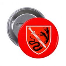 Значок 138 ЦСпП ВСП (червоний)