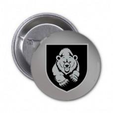 ЗначокМотопіхотний батальйон 128ї ОГШБр (сірий)