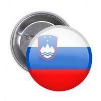Значок Прапор Словенії