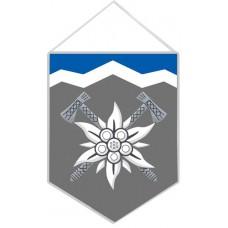 Вимпел 10ОГШБр (сірий)