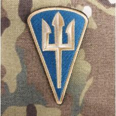 Нарукавний знак Морська піхота України Кольоровий