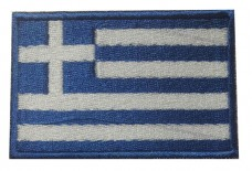 Нашивка прапор Греції