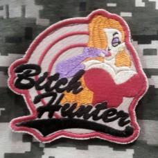 Шеврон Bitch Hunter (Bianca)