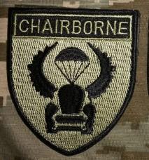 Шеврон Chairborne