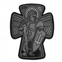 Шеврон Св. Михайло (сірий)