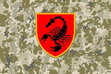 19 ОРБр прапор пиксель