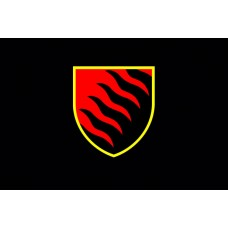 55 ОАБр прапор (чорний)