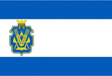 Флаг Херсонської області