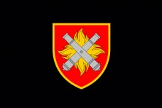 Прапор 27 ОРАБр прапор (чорний)