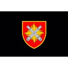 27 ОРАБр прапор (чорний)