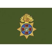 Прапор Національна гвардія України (олива)