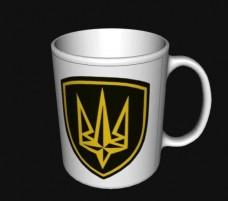 Керамічна чашка 4 Бригада Оперативного Призначення НГУ