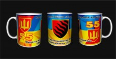 Керамічна чашка 55 ОАБр