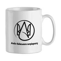 Керамічна чашка Атеїст Київського Патріархату