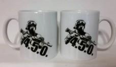 Керамічна чашка 4-5-0