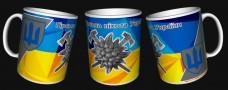Купить Керамічна чашка Гірська Піхота ЗСУ в интернет-магазине Каптерка в Киеве и Украине