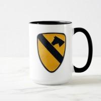 Керамічна чашка 1st Cavalry Division