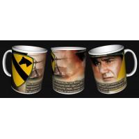 Керамічна чашка Ми були солдатами 1st cavalry division