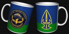 Керамічна чашка Батальйон Фенікс 9 рота