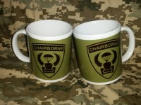 Керамічна чашка Chairborne Green