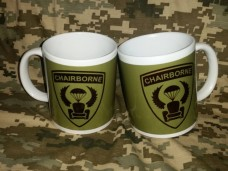 Купить Керамічна чашка Chairborne Green в интернет-магазине Каптерка в Киеве и Украине