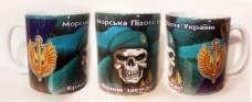 Купить Керамічна чашка Морська Піхота Вірний Завжди! в интернет-магазине Каптерка в Киеве и Украине